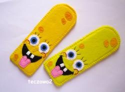 123. Spongebob - zakładki do książi