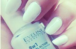 Odżywka do paznokci - Eveline 8w1.