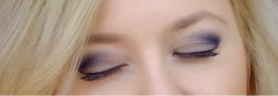 Makijaż wieczorowy - delikatny