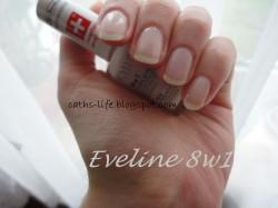 Recenzja: Eveline 8w1 odżywka do paznokci + moje lakiery