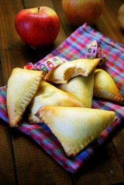 Trójkąty z jabłkiem