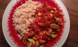 Warzywa po grecku - czyli pomysł na zdrowy obiad