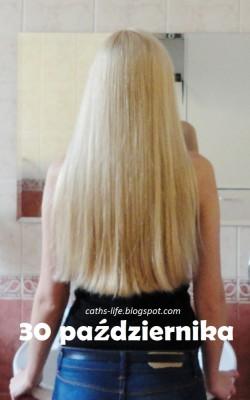 Aktualizacja włosów + akcja zapuszczanie :)
