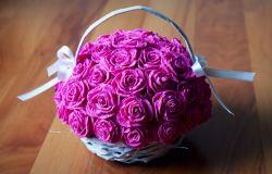 róże diy