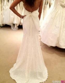 Suknia ślubna - boska...