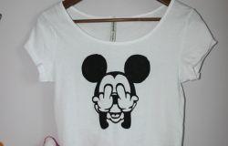 Wygraj: Krótki top z myszką Mickey DIY
