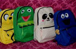 plecaki różne wzory