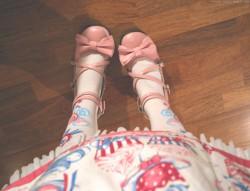 Les chaussures jolies