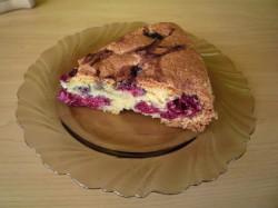 Szybkie ciasto z wisienkami :)