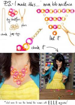 Biżuteria - DIY - inspiracje! CZĘŚĆ 1