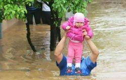 Powódź w Serbii - zbiór darów, Poznań i inne miasta