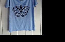 Fajna bluzka ze starego t-shirta :) DIY