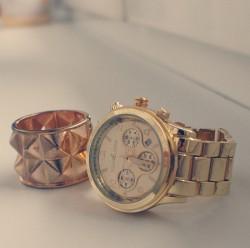 Wygraj Złoty Zegarek:))
