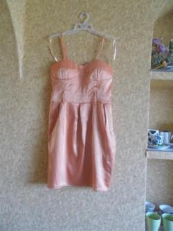 sukienka morelowa co o niej myslisz?