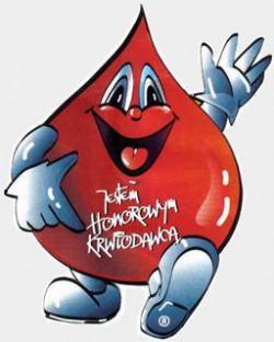Oddajemy krew
