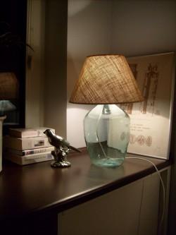 Kolejna lampa DIY