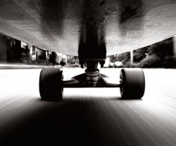 Longboard - moja nowa miłość