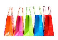 1. Shopping day.