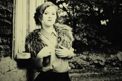 Stylizacja a'la Wallis Simpson
