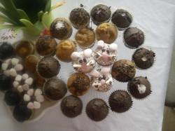 muffiny świąteczne :)