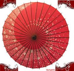 Parasolka na deszcz, czy na słońce?