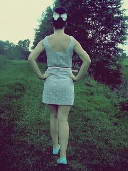 Koronkowa sukienka River Island