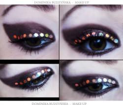 makijaże :)