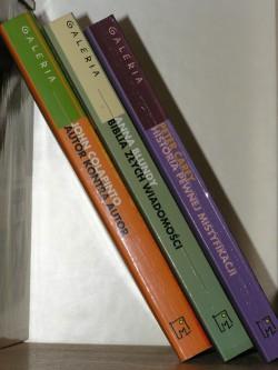 Książki, które warto przeczytać.