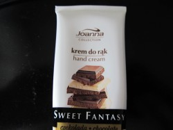 Joanna Collection, krem do rąk sweet fantasy czekolada