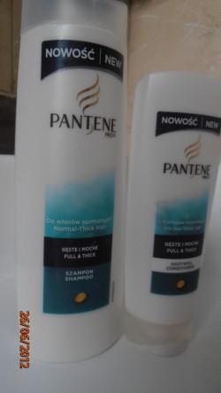 Procter & Gamble, Pantene Pro-V Intensywna Regeneracja, Szampon do włosów normalnych (nowa wersja)