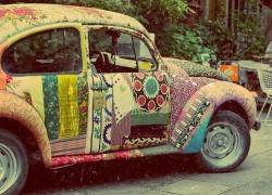 Maybe hippie?