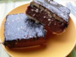 ciasto z manną i herbatnikami