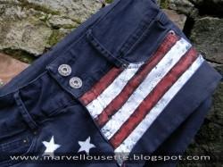American shorts & skirt