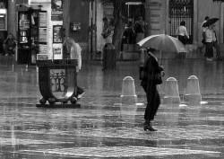 Deszczu ty niedobry!