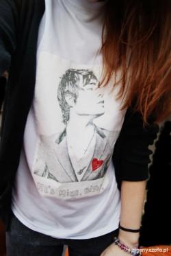 Własny t-shirt z Chuckiem Bassem za jedyne 13 zł !