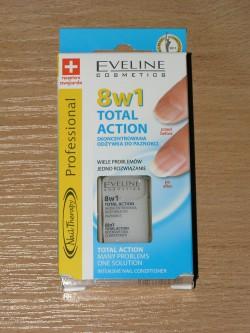 Odżywka do paznokci 8w1 TOTAL ACTION