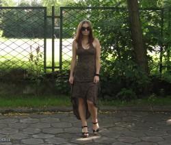 Maxi dress :)
