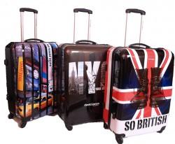 Bagaż podręczny - problem z wyborem walizki