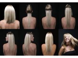 Włosy doczepiane na taśmach