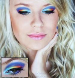 ZawszeUśmiechnięta prezentuje makijaże! :)