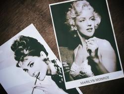Marilyn Monroe VS Audrey Hepburn. Która piękniejsza?