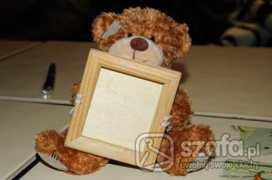 Zabawki Miś - ramka na zdjęcia
