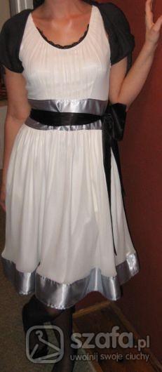 Wieczorowe Chloe sukienka