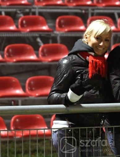 Sportowe Na mecz w chłodne dni ;)