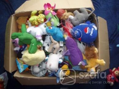Zabawki DUZY KARTON,PONAD 50 ZABAWEK