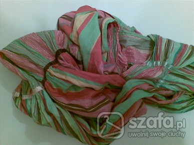 Chusty i apaszki Multicolor Szal H&M