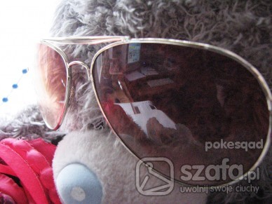 Okulary Pilotki okulary