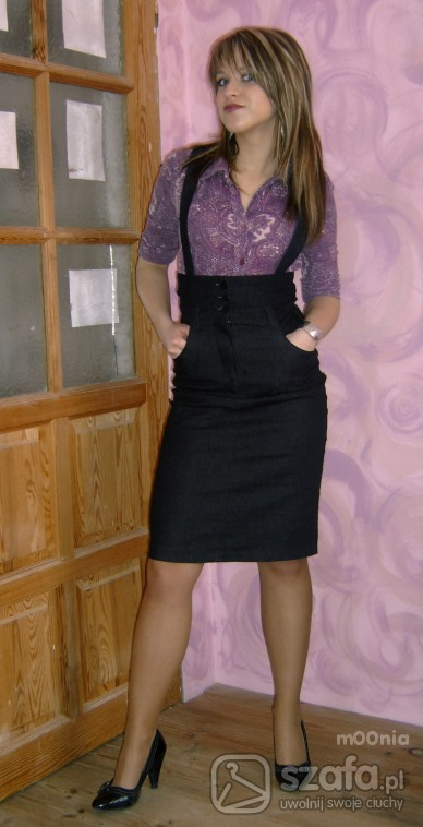 Eleganckie Moja ukochana spódnica:)