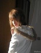 Biała bluza. Nadaje się do szkoły i nie tylko :)