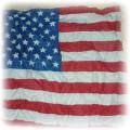 Chusta USA! NA głowę, na szyję! IDEALNA!